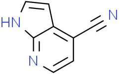 7-氮杂吲哚-4-甲腈