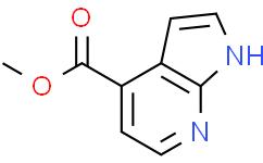 7-氮杂吲哚-4-羧酸甲酯