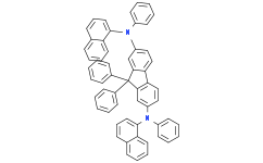 N,N-二(1-萘基)-N,N,9,9-四苯基-9H-芴-2,7-二胺
