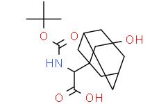 N-叔丁氧羰基-3-羟基-1-金刚烷基-D-甘氨酸