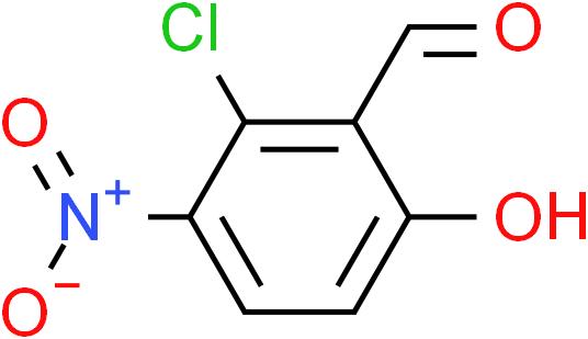 2-chloro-6-hydroxy-3-nitrobenzaldehyde