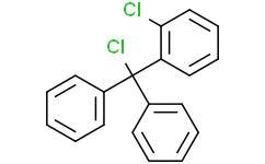 2-氯代三苯甲基氯