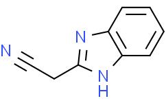 2-苯并咪唑基乙腈