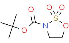 1,2,3-氧雜噻唑烷-3-羧酸叔丁酯2,2-二氧化物