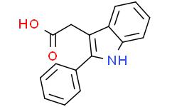 (2-苯基-1H-吲哚-3-基)乙酸