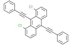 1,8-二氯-9,10-二苯乙炔基蒽