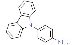 4-(9-咔唑)基-4苯胺