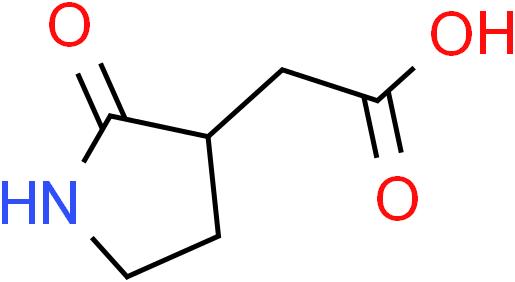 2-Oxopyrrolidine-3-acetic Acid