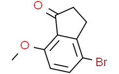 4-溴-7-甲氧基-1-茚满酮