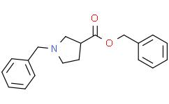 N-苄基吡咯烷-3-甲酸苄酯