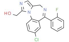 1-羟基咪达唑仑