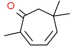 2,6,6-三甲基-2,4-环庚二烯-1-酮