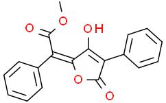 Vulpinic Acid