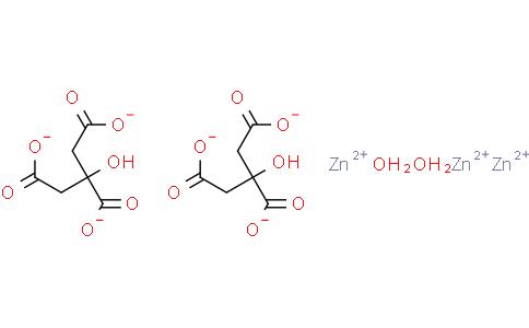 柠檬酸锌,二水