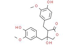 (+)-Nortrachelogenin
