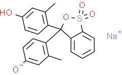 间甲酚紫钠盐