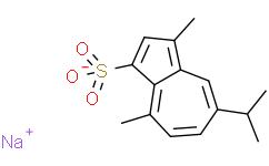 7-異丙基-1,4-二甲基甘菊藍-3-磺酸鈉鹽