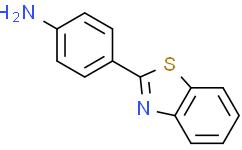 4-(2-苯并噻唑基)苯胺