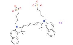 3,3,3',3'-四甲基-1,1'-双(4-磺丁基)苯并吲哚二碳菁钠