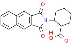 (1R,2R)-2-(萘-2,3-二甲酰亚胺基)环己甲酸