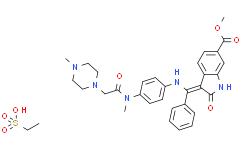 尼达尼布乙基磺酸盐