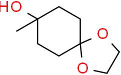 8-甲基-1,4-二氧螺[4,5]葵烷-8-醇
