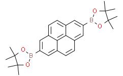 2,7-双(4,4,5,5-四甲基-1,3,2-二氧硼戊环-2-基)芘