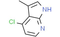 4-氯-3-甲基-1H-吡咯并[2,3-B]吡啶