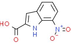 7-硝基吲哚-2-甲酸