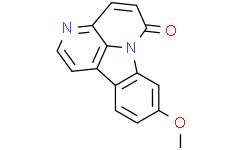 9-Methoxycanthin-6-one