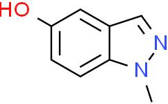 1-甲基-7-羟基-1H-吲唑