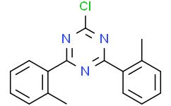 2-氯-4,6-双(2-甲基苯基)-1,3,5-三嗪