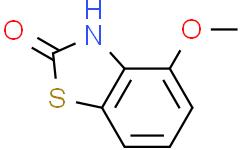 4-甲氧基-2(3H)-苯并噻唑酮