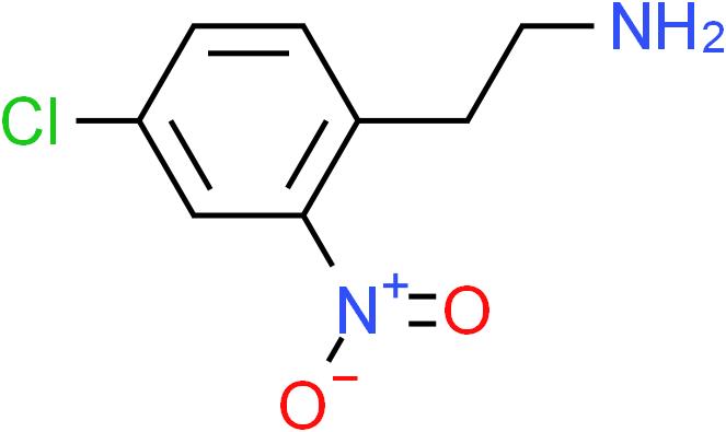 2-(4-chloro-2-nitrophenyl)ethan-1-amine