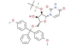 5'-o-(4,4'-二甲氧基三苯甲基)-2'-o-叔丁基二甲基硅基尿苷