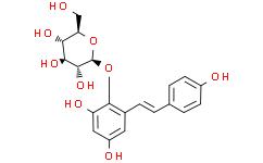 2,3,5,4-四羟基二苯乙烯葡萄糖苷