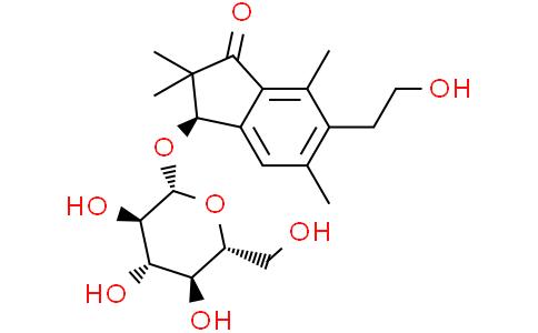 表蕨素 D 3-O-葡萄糖甙