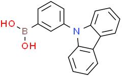 3-(9H-咔唑-9-基)苯硼酸