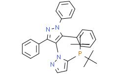 5-(二叔丁基膦基)-1',3',5'-三苯基-1'H-1,4'-联吡唑