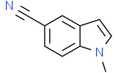 1-甲基-1H-吲哚-5-甲腈