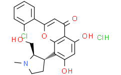 Riviciclib盐酸盐