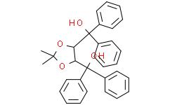 (+)-4,5-双[羟基(二苯基)甲基]-2,2-二甲基-1,3-二氧戊环
