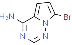 4-氨基-7-溴吡咯并[2,1-F][1,2,4]三嗪