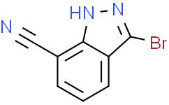 7-氰基-3-溴-1H-吲唑