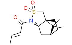 (S)-(+)-(2-丁烯酰)-2,10-樟脑磺内酰胺