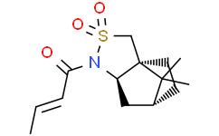 (R)-(-)-(2-丁烯酰)-2,10-樟脑磺内酰胺