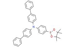 N,N-二(4-联苯基)-4-(4,4,5,5-四甲基-1,3,2-二氧硼戊环-2-基)苯胺