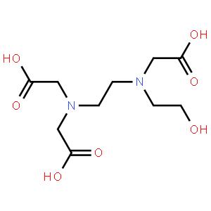 N-羟乙基乙二胺-N,N′,N′-三乙酸