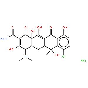 鹽酸金霉素