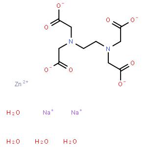 乙二胺四乙酸二钠锌盐